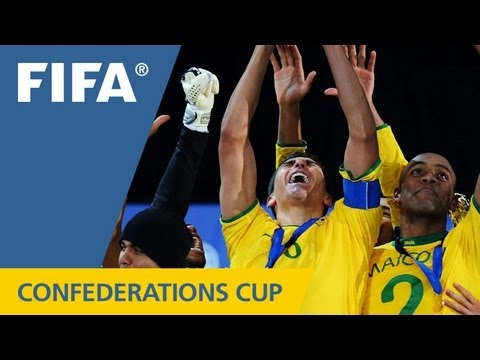 The Story of the FIFA Confederations Cup: 2009