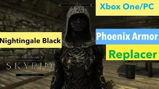 Skyrim Armor Replacer