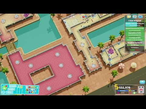 Gaming ASMR: Two Point Hospital  
