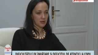 PASTILA DE SANATATE   DIFICULTATILE DE INVATARE SI DEFICITUL DE ATENTIE LA COPII