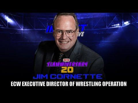 ECW Executive Director Jim Cornette Opening The Show!! | ECW IMPACT LIVE! April 26, 2018