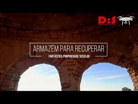 DRONE Torrão - Armazém em ALCÁCER DO SAL PORTUGAL