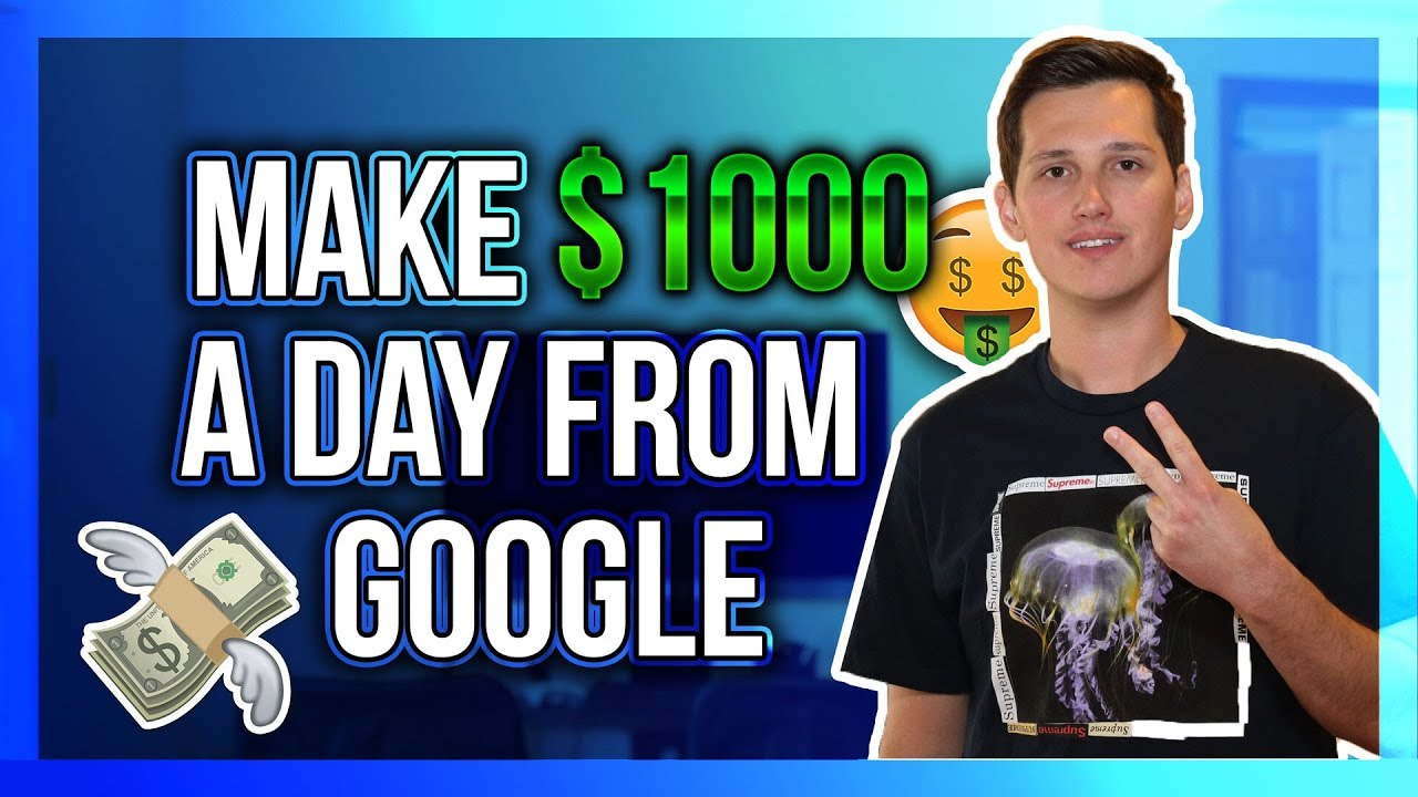 how to make 1000 dollars in a day