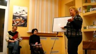 Школа бриллиантов Урок 2 Татьяна Бабич Часть 1
