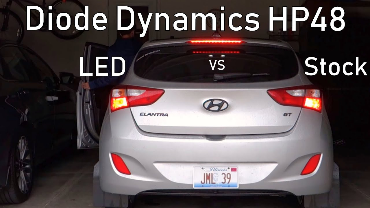 Diode Dynamics Hp48 Led Tail Light Install And Review