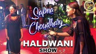 Latest Dance Video of Sapna Choudhary Haldwani Show || P&M Movies