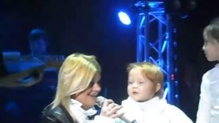 Дуэт Ирины Круг и маленькой Аделины  Концерт в Могилеве