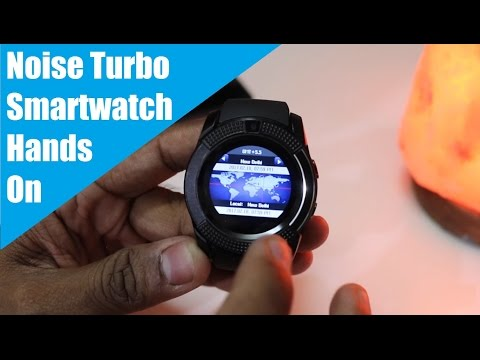Noise Turbo Smartwatch Review