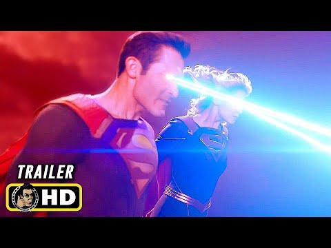 CRISIS ON INFINITE EARTHS (2019) Official Trailer [HD] DC Crossover Event