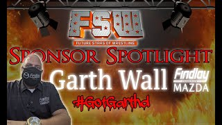 FSW Sponsor Spotlight: Garth Wall/Findlay Mazda