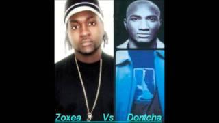Clash  . Dontcha VS Zoxea - Round 1