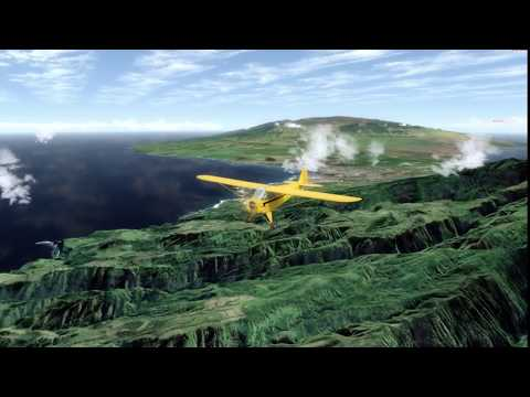 Photorealistic Scenery For Flight Simulator