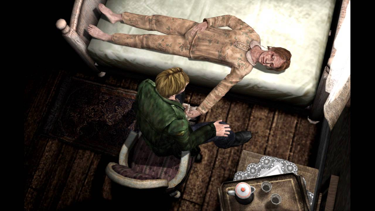 Silent Hill 2 Unreleased Song A Letter From Mary Full Youtube