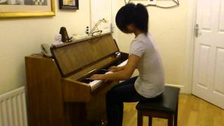 JLS - Take A Chance On Me (Piano Co...