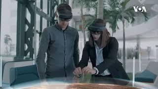 微软HoloLens 2三维全息图改变工作环境互动模式