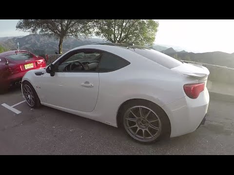 Subaru BRZ w Ethanol Bolt Ons One Take