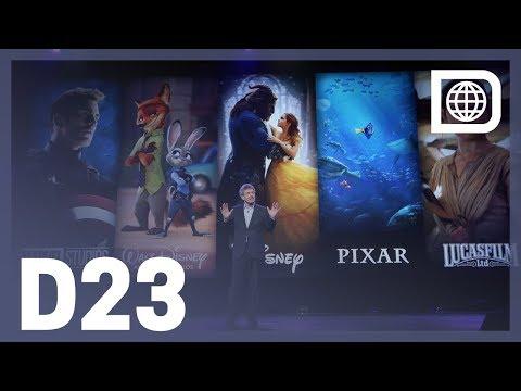 Legends of Walt Disney Imagineering with John Stamos, Tony Baxter, and Marty Sklar - D23 Expo 2017