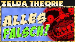 DIE BLUTMOND WAHRHEIT -  Zelda Breath of the Wild - Theorie / Fakt