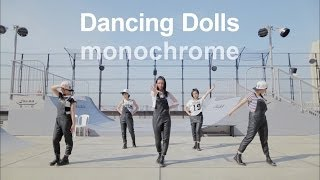 http://dancingdolls.jp/ Dancing Dolls 5th SINGLE「monochrome」2014....