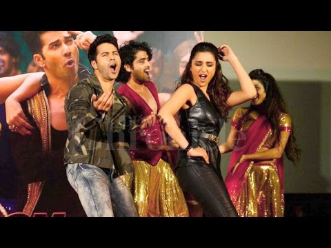 Jaaneman Aah VIDEO SONG LAUNCH with Parineeti Chopra & Varun Dhawan