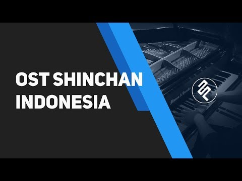 OST Crayon Shinchan Indonesia Piano Cover by fxpiano with CHORD