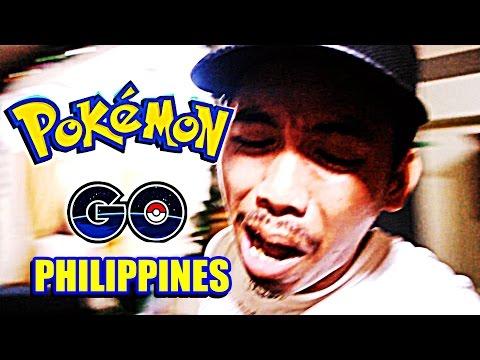 POKEMON GO PHILIPPINES EXPERIENCE | CONG TV
