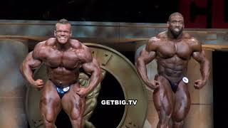 Dallas Mccarver VS Cedric Mcmillan on Arnold Classic - 2017