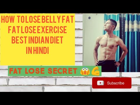 indian-diet-plan-for-weight-loss- -tips-to-burn-belly-fat-in-hindi