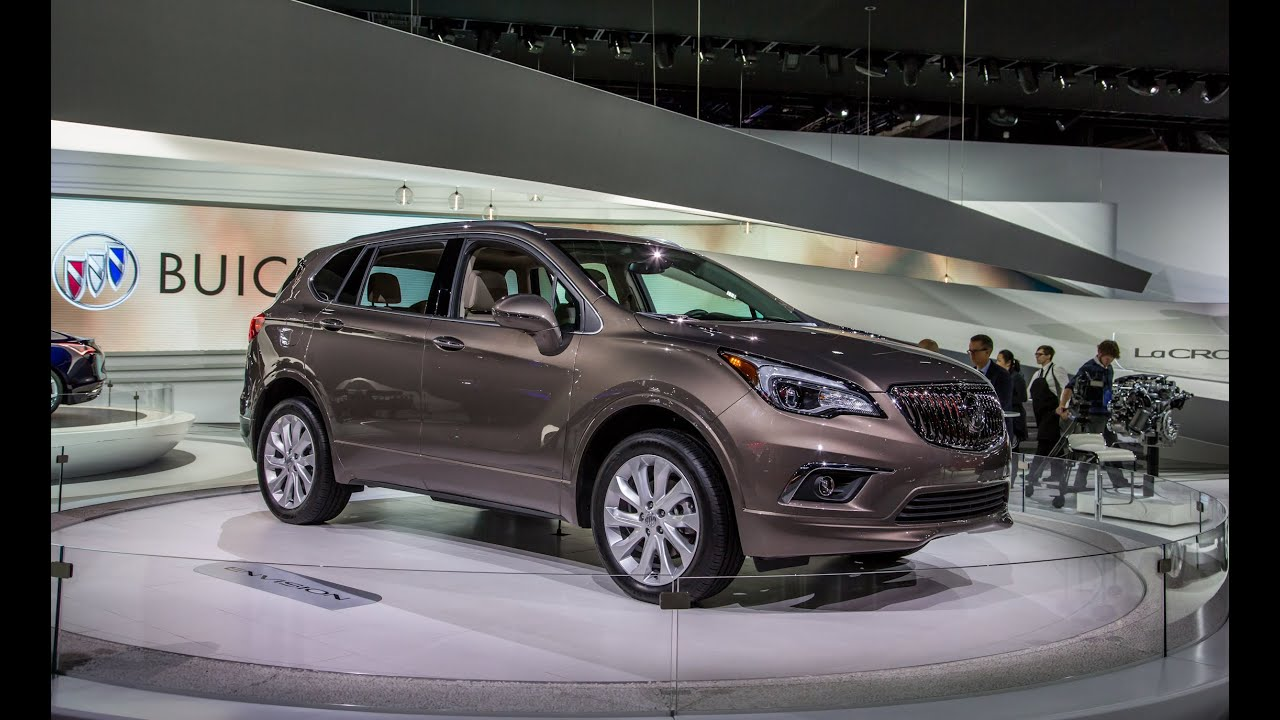 Buick Envision Part YouTube - Buick encore wiki