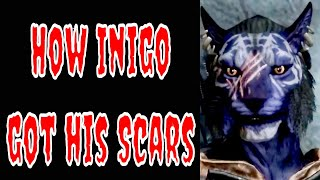 How Inigo got his Scars. Elder Scrolls V: Skyrim