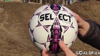 Мяч футбольный Select Diamond NEW(, 2016-02-25T19:16:02.000Z)