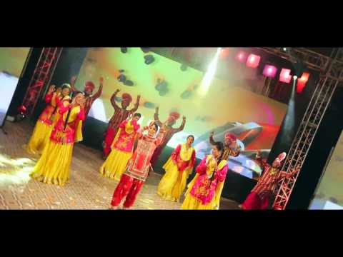 Miss Pooja - Gidha - Aah Chak 2014