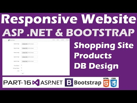Download Project - SQL DB Query - Responsive Shopping