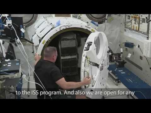 NASA + JAXA = Partners in Space