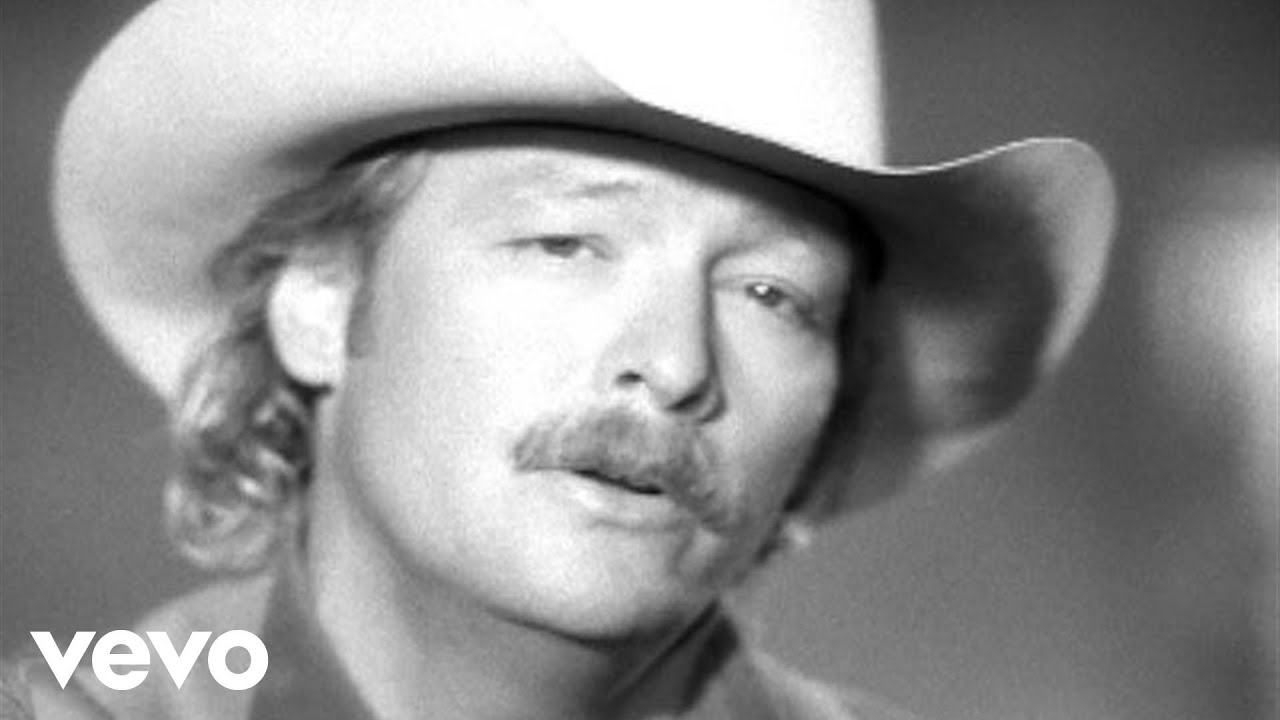Alan Jackson - When Somebody Loves You