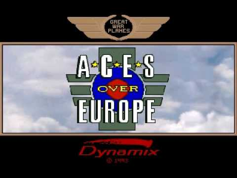 Aces Over Europe Opening Video