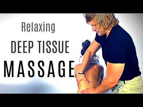 Relaxing Deep Tissue Massage |  FredsVoice