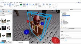 Creating a game Roblox studio