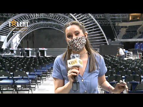 Antel Arena: Final Got Talent Uruguay