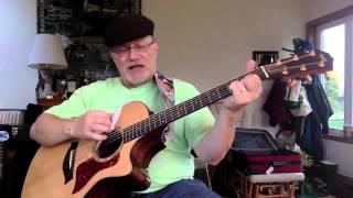 1661  - Let's Twist Again -  Chubby Checker cover with guitar chords and lyrics