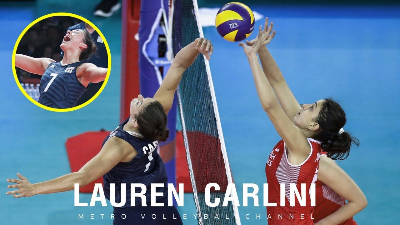 Lauren Carlini BEST SETTER ATTACKS | Volleyball Nations League 2019