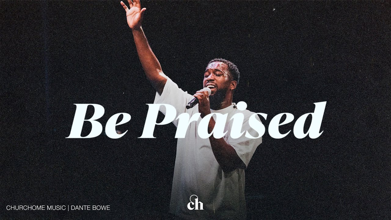 "Dante Bowe LIVE SHOW   ""Be Praised"" @ Saban Theater LA (Powerful)"