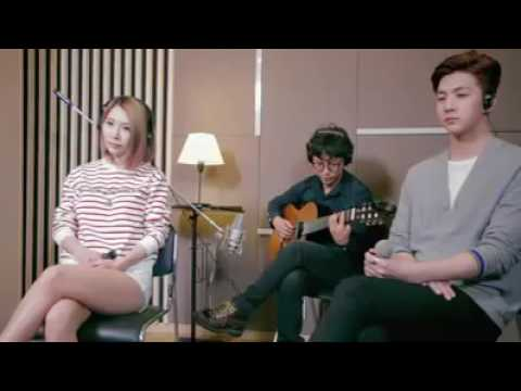 Jia And Cheondung /Thunder Park Farewell To You My Friend Rendition Of Raymond Lauchengco OPM SONG