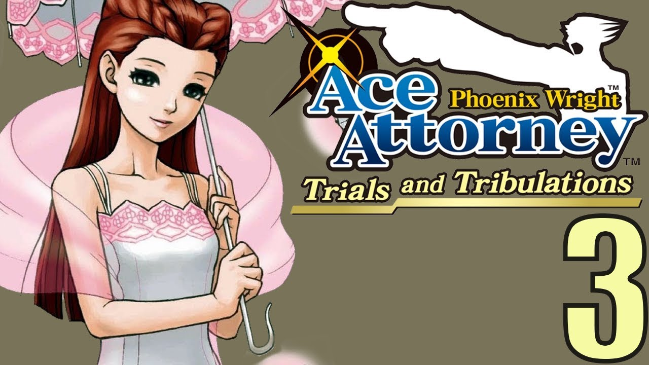 Phoenix Wright Ace Attorney Tat 3 A Rose With Thorns Youtube The origins of mah balls: youtube