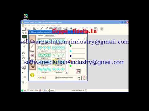Gmi Stilista 2000 Embroidery Software  Download Full Module