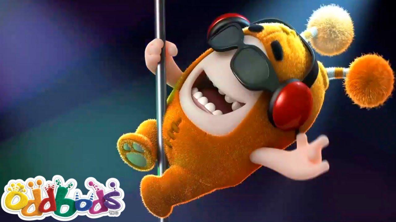 Oddbods Got Talent  | Oddbods | Cartoni Animati Divertenti per Bambini