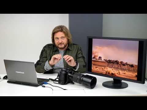 Fujifilm X-H1 test aparatu, analiza zdjęć || Africa Eco Race