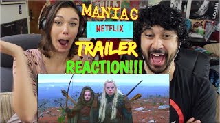 MANIAC | Official TRAILER - REACTION & REVIEW!!!
