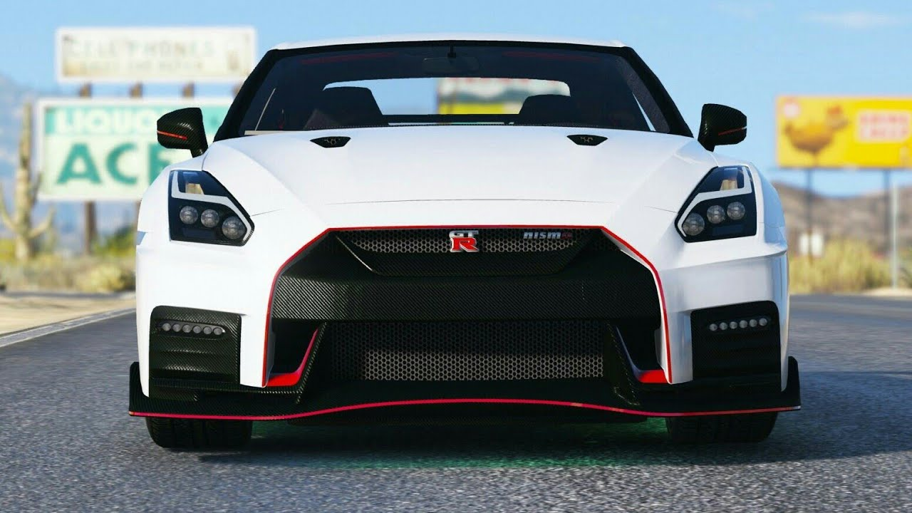 2018 Nissan Gt R Track Edition Review