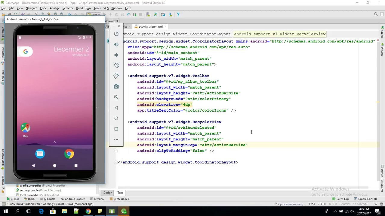 Tutorial] how to install native android camera app on sailfish.